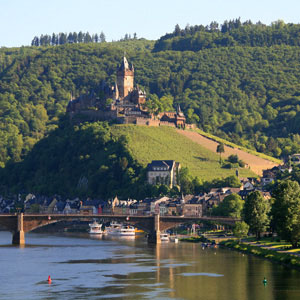 8 Day Avalon River Cruise from Port-Saint-Louis to Paris