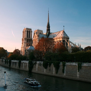 8 Day Avalon River Cruise from Nuremberg to Paris