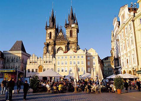 10 Day Viking River Cruise From Prague To Berlin 2019