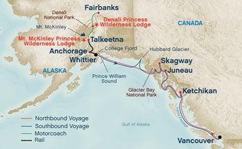 Princess 2014 Alaska Cruises Alaska Cruise Deals Alaska