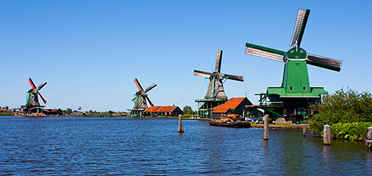 Waterways of Holland Cruises