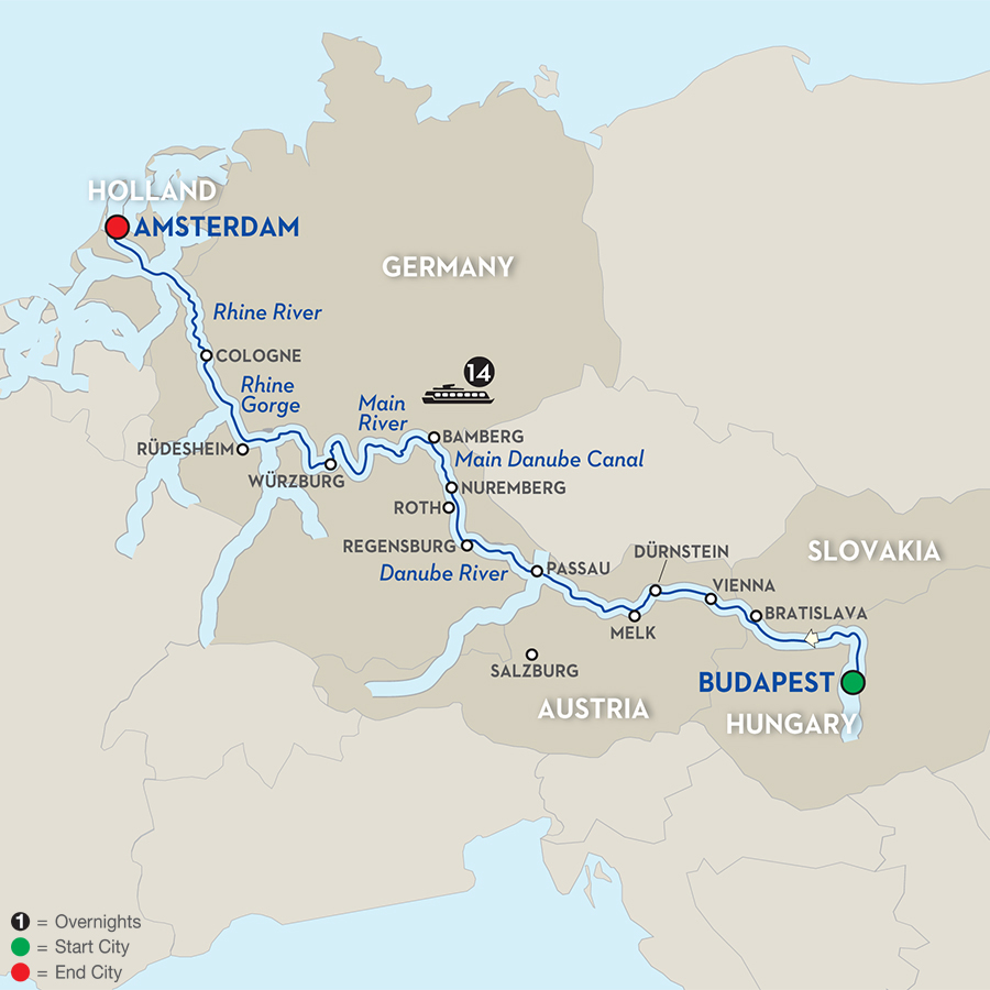 Seine River On Map Of Europe.River Cruises On Avalon Waterways Explore River Cruises Today