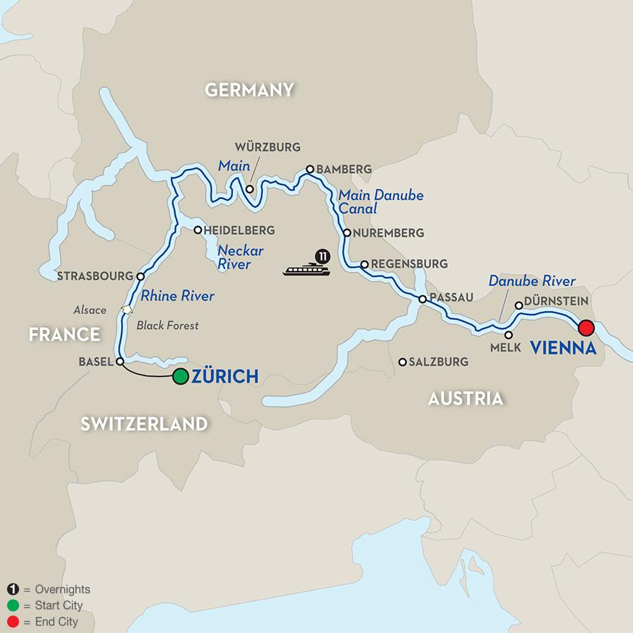 River Cruises on the Danube River Explore river cruises today