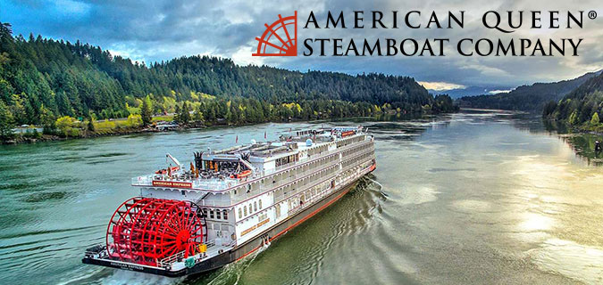 American Queen Steamboat Company Cruises