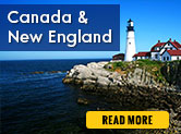 Canada and New England