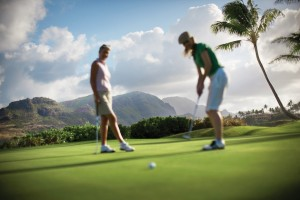 Norwegian Cruise Lines can help you get to the golf course of your choice