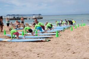surf lessonsl