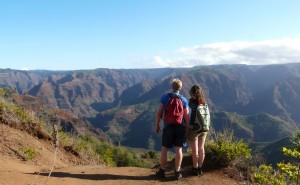 "Waimea Canyon is the ""Grand Canyon of the Pacific"""