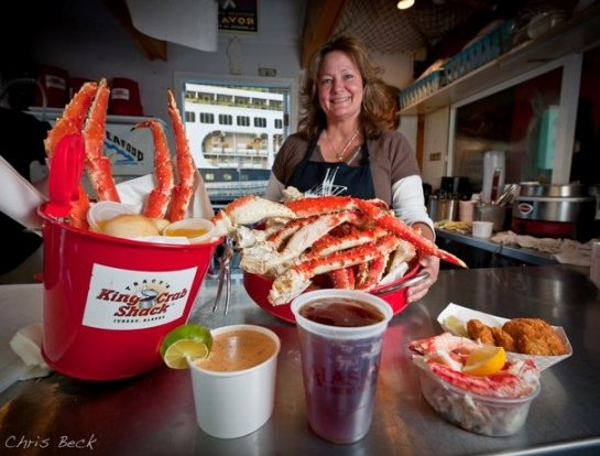 Tracys King Crab Shack