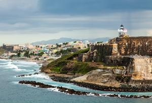cruise to San Juan