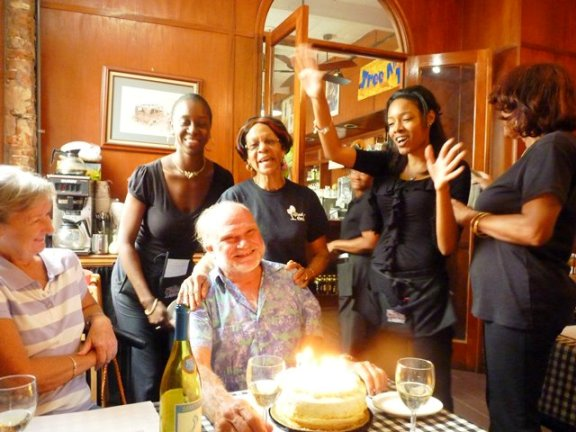 Gladys Cafe St Thomas Menu