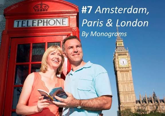 the top 10 european land tours