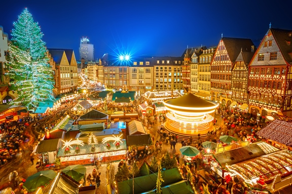 Top 5 Christmas European River Cruises