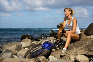 Biking. Best Things to Do in Catalina on a Mexico cruise