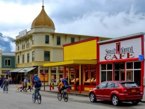 Places to Eat in Skagway While on Your Alaskan Cruise. Sweet-Tooth-Cafe-2