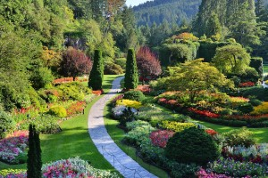 Best things to do in Victoria, BC, During Your Alaska Cruise. Victoria-Butchart-Gardens-1