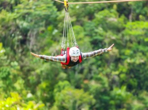Top Activities for the Adventurer in Cabo. Zip-line