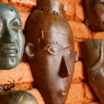 wooden-mayan-masks