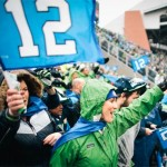 seahawks fan Photo Courtesy of Princess Cruises