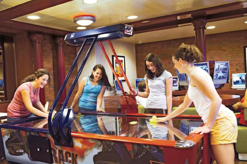 Breaks The Teen Center Observes 54