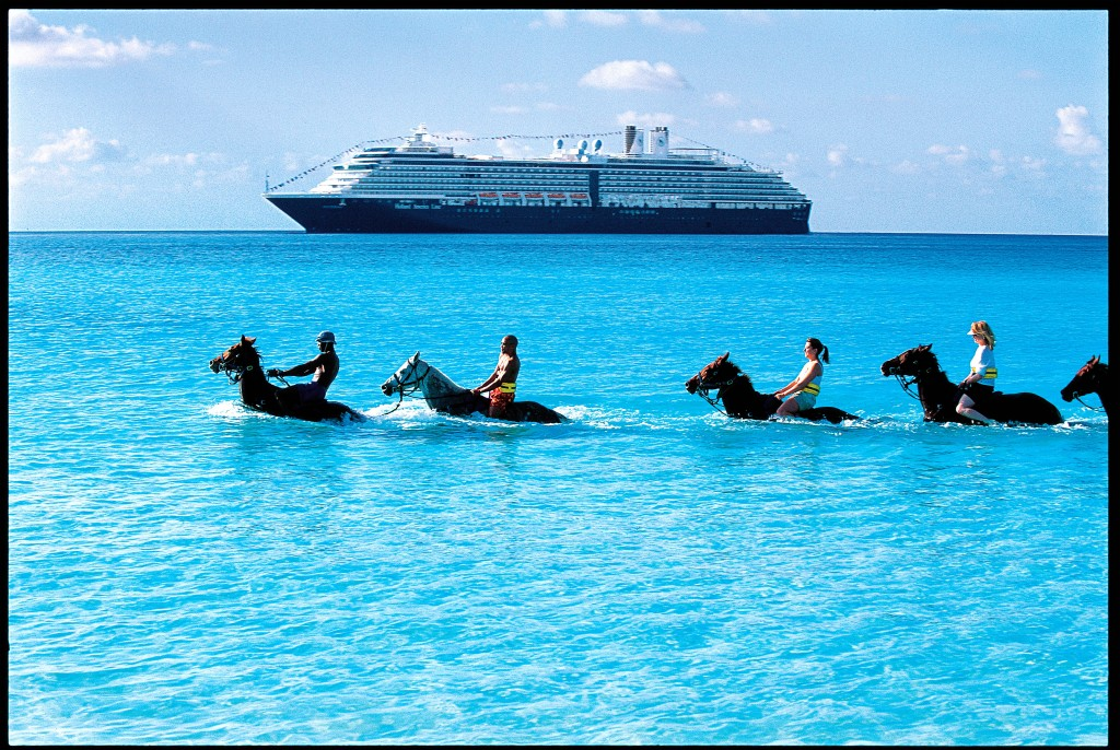 Up Close And Personal Look At Holland America Line