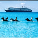 Holland America Line's Hafl Moon Cay private island