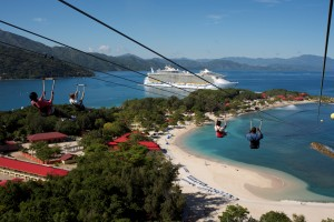 Labadee Royal Caribbean. Amazing Cruises to Private Islands on a Budget