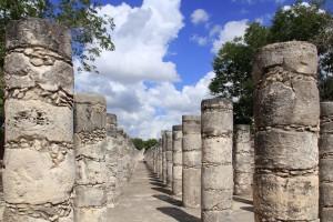 Mayan Ruins Chichen Itza