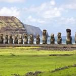 Cruising to Easter Island