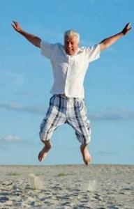 happy dad