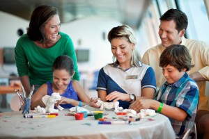 kids craft Exciting Kids Programs Aboard Celebrity Cruise Line