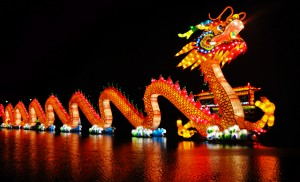 Asia Cruise Dragon