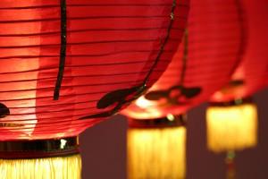 Asia Cruise Lanterns