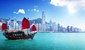 Asia cruise to Hong Kong