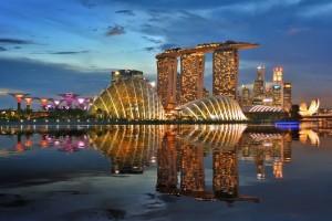 Asia cruise to Singapore