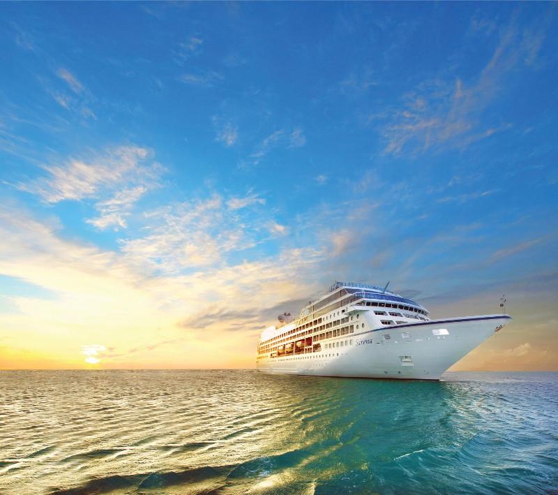 Best Cruise Ships - Sirena
