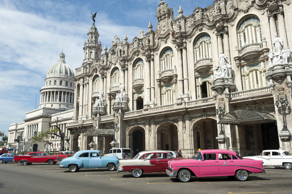 Cuba vacation deals