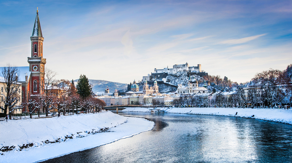 Christmas River Cruise Germany