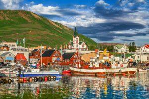 Cruises to Iceland