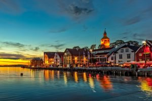 Cruise to Scandinavia and Fjords