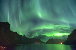 where is the best place to see the northern lights