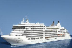 silversea ships