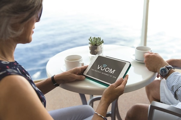 New Technology for Cruise Lines