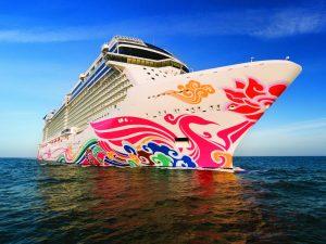 largest cruise ships