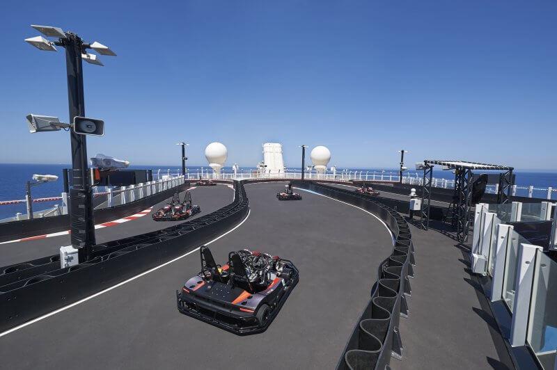 Onboard Cruise Activities
