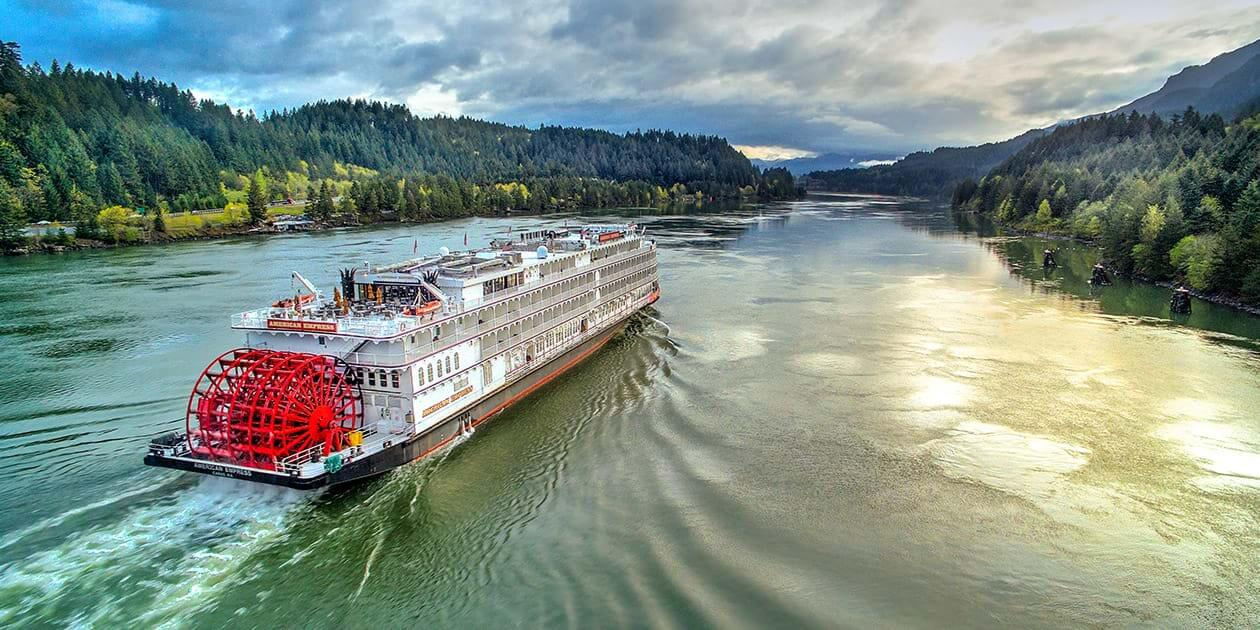 American Queen River Tours