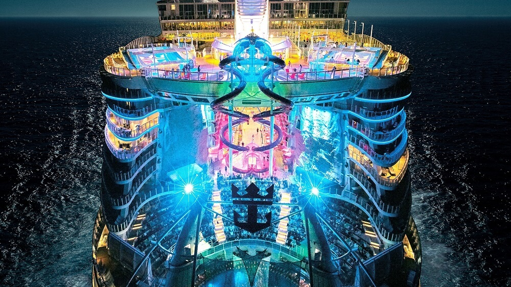 worlds largest cruise ship