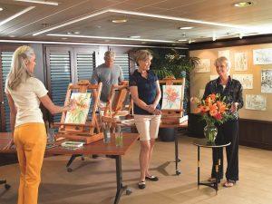 oceania cruises art loft