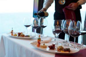 oceania cruises dining