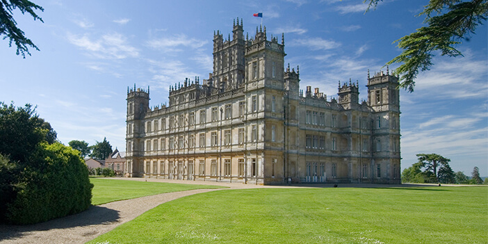 viking river cruises highclere castle
